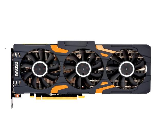 Inno3D GeForce RTX 2080 X3 GAMING OC 8GB GDDR6 - 446108 - zdjęcie 4