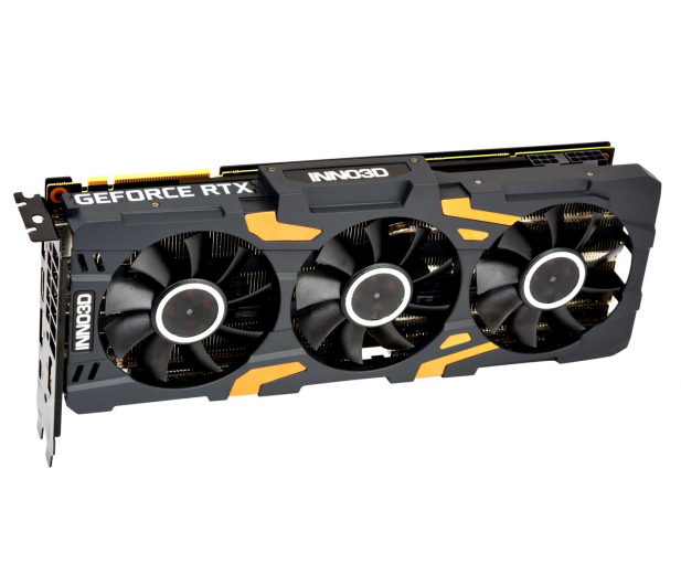 Inno3D GeForce RTX 2080 X3 GAMING OC 8GB GDDR6 - 446108 - zdjęcie 3