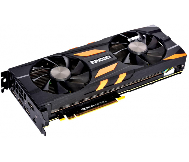 Inno3D GeForce RTX 2080 X2 OC 8GB GDDR6 - 446105 - zdjęcie 2