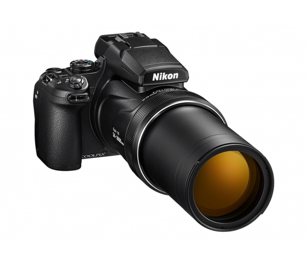 Nikon Coolpix P1000 czarny - 446213 - zdjęcie 3