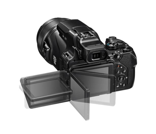 Nikon Coolpix P1000 czarny - 446213 - zdjęcie 4