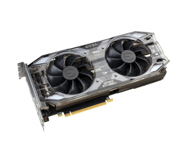 EVGA GeForce RTX 2080 Ti XC ULTRA 11GB GDDR6  - 445539 - zdjęcie 3
