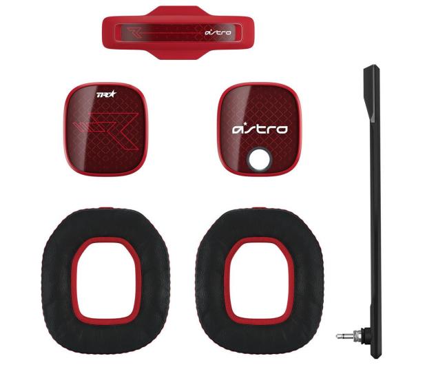 ASTRO Mod Kit A40 TR czerwony - 445862 - zdjęcie
