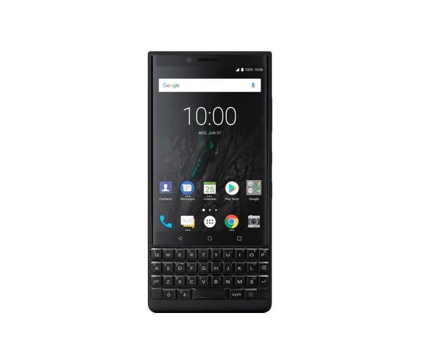 BlackBerry KEY2 6/128GB Dual SIM czarny - 459151 - zdjęcie 2