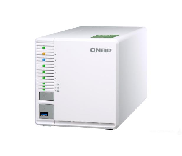 QNAP TS-332X-2G (3xHDD, 4x1.7GHz, 2GB, 3xUSB, 3xLAN) - 446171 - zdjęcie 2