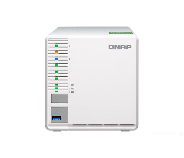 QNAP TS-332X-2G (3xHDD, 4x1.7GHz, 2GB, 3xUSB, 3xLAN) - 446171 - zdjęcie
