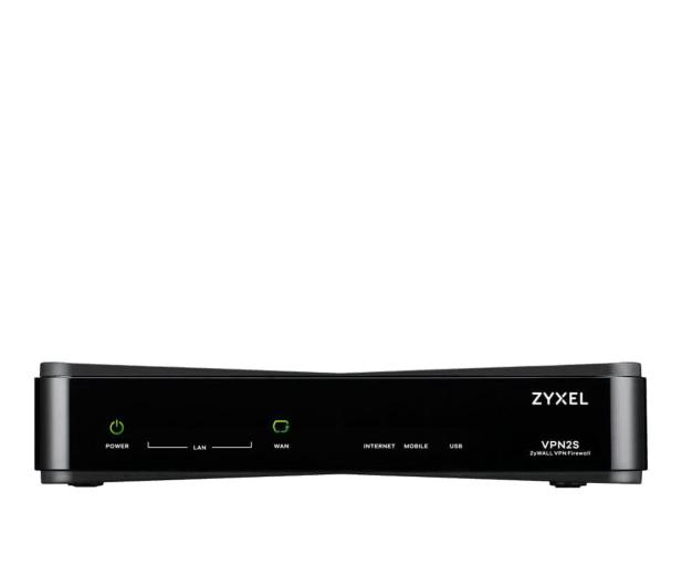 Zyxel VPN2S (4x100/1000Mbit 1xWAN) 2xUSB - 446407 - zdjęcie