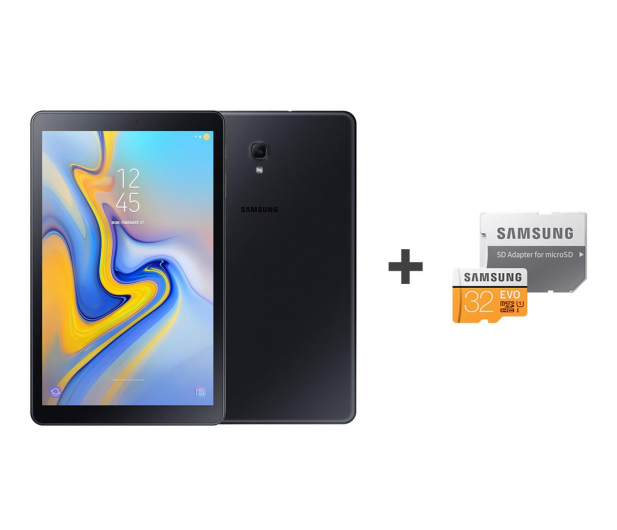 Samsung Galaxy Tab A 10.5 T590 3/32GB WiFi Black + 32GB - 446859 - zdjęcie
