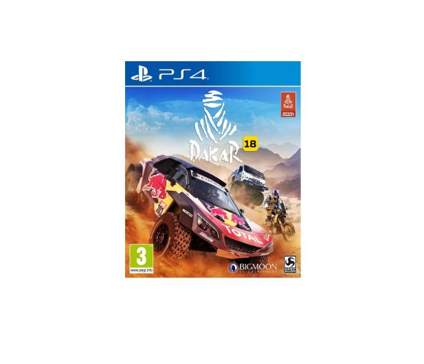 Techland Dakar 18  - 446737 - zdjęcie
