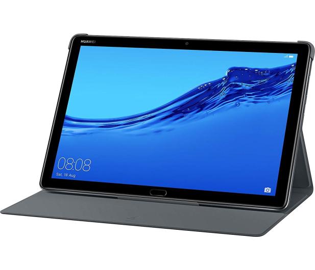 Huawei Flip Cover do Huawei Mediapad M5 Lite 10 szary - 508358 - zdjęcie 3