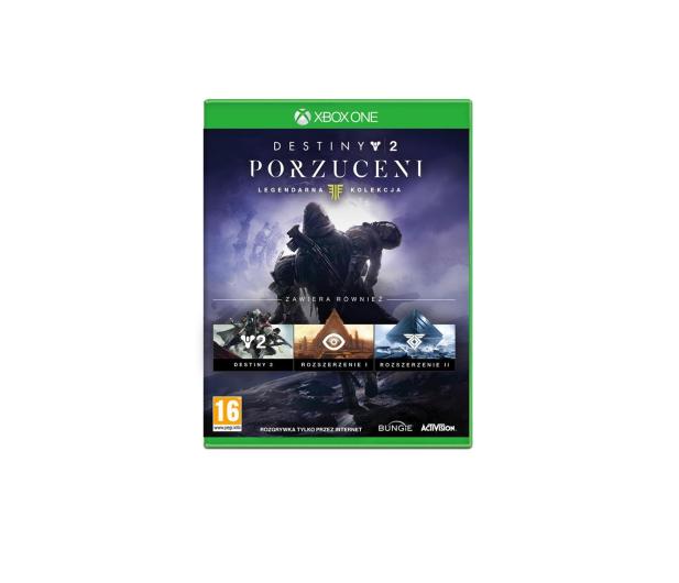 CENEGA Destiny 2: Porzuceni - Legendarna Kolekcja  - 442466 - zdjęcie