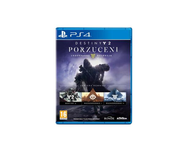 PlayStation Destiny 2: Porzuceni - Legendarna Kolekcja  - 442465 - zdjęcie