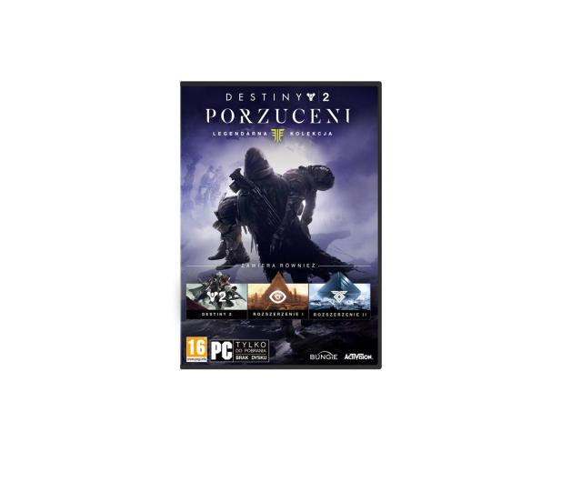 CENEGA Destiny 2: Porzuceni - Legendarna Kolekcja - 442464 - zdjęcie