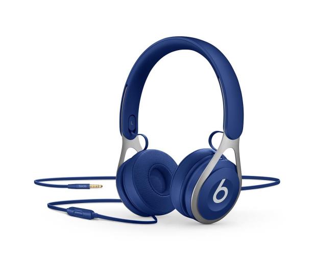 Apple Beats EP On-Ear niebieskie - 446898 - zdjęcie
