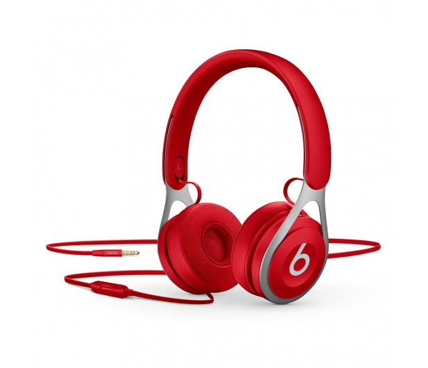 Apple Beats EP On-Ear czerwone - 446899 - zdjęcie