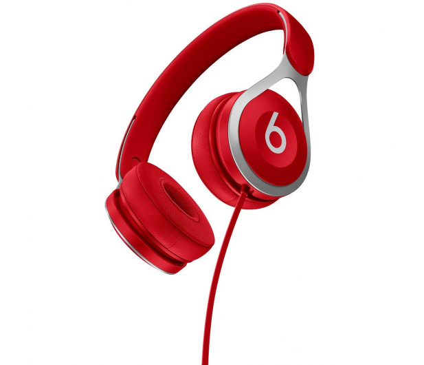 Apple Beats EP On-Ear czerwone - 446899 - zdjęcie 5