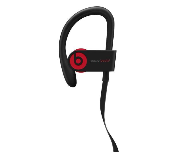 Apple Powerbeats3 czarno - czerwone  - 446927 - zdjęcie 2