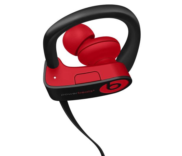 Apple Powerbeats3 czarno - czerwone  - 446927 - zdjęcie 5