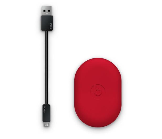 Apple Powerbeats3 czarno - czerwone  - 446927 - zdjęcie 6
