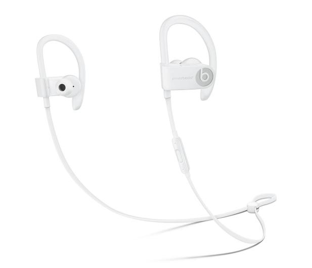 Apple Powerbeats3 białe - 446929 - zdjęcie
