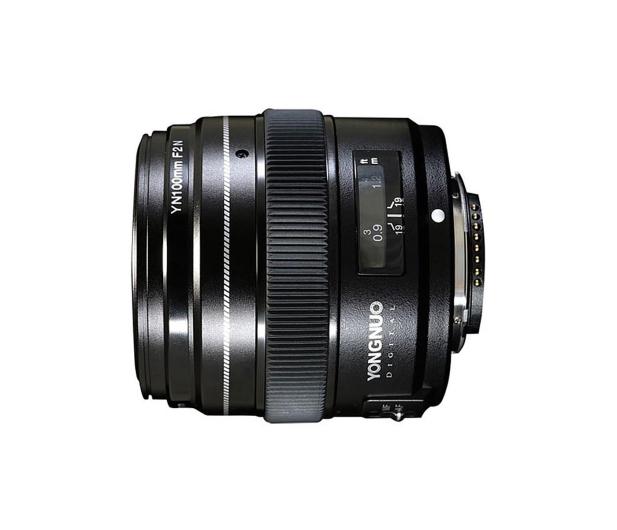 Yongnuo YN 100mm f2.0 do Nikon - 439772 - zdjęcie