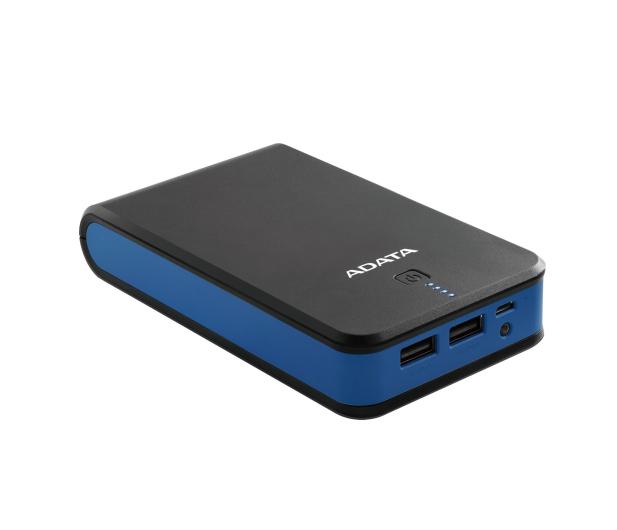 ADATA Power Bank P16750 16750 mAh 2.1A(czarno-niebieski) - 447425 - zdjęcie 5