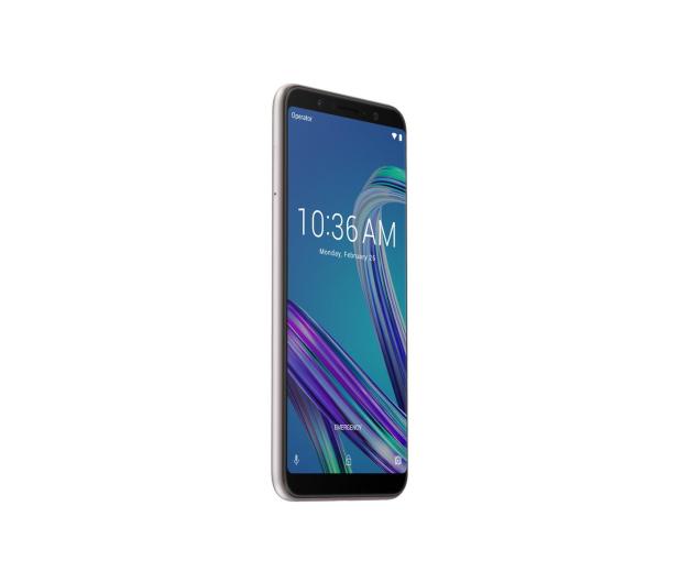 ASUS ZenFone Max Pro M1 ZB602KL 4/64GB Dual SIM srebrny - 447422 - zdjęcie 4