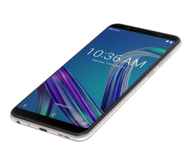 ASUS ZenFone Max Pro M1 ZB602KL 4/64GB Dual SIM srebrny - 447422 - zdjęcie 8