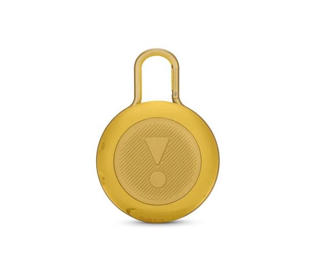JBL Clip 3 Żółty - 442535 - zdjęcie 3