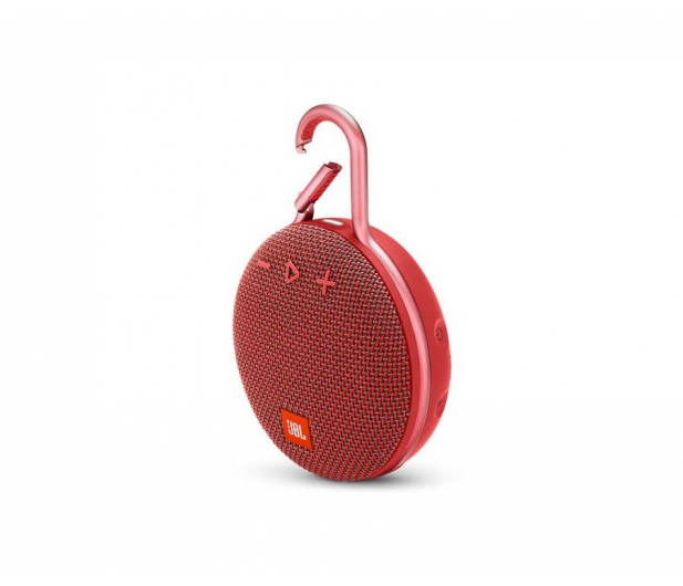 JBL Clip 3 Czerwony - 442527 - zdjęcie 4