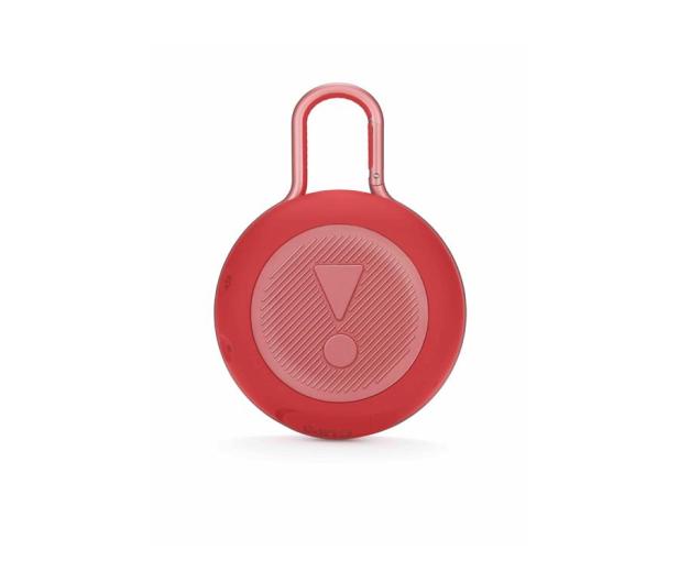 JBL Clip 3 Czerwony - 442527 - zdjęcie 3