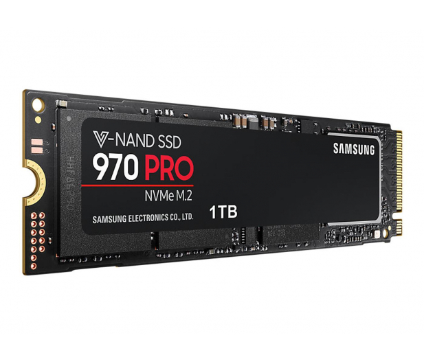 Samsung 1TB M.2 PCIe NVMe  970 PRO - 442513 - zdjęcie 4