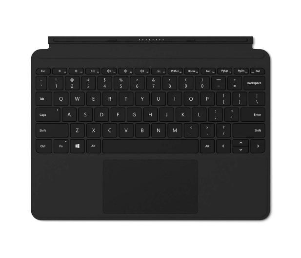 Microsoft Type Cover do Surface Go (czarny) - 569555 - zdjęcie