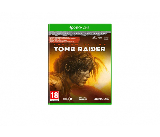 Eidos Shadow of the Tomb Raider Croft Edition - 442287 - zdjęcie