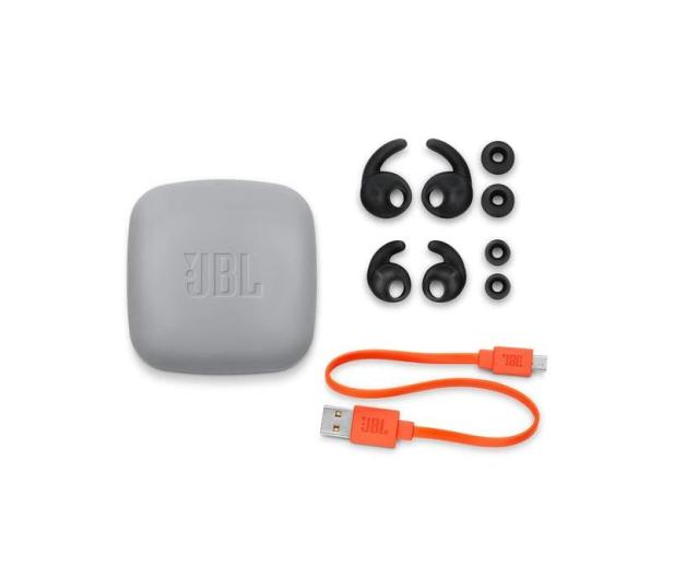 JBL Reflect Mini 2 BT Czarny - 442615 - zdjęcie 4