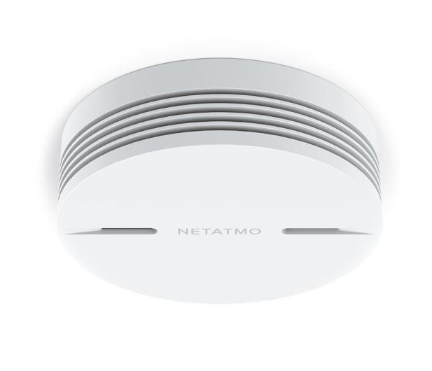 Netatmo Smart Smoke Alarm (alarm przeciwpożarowy) - 442399 - zdjęcie