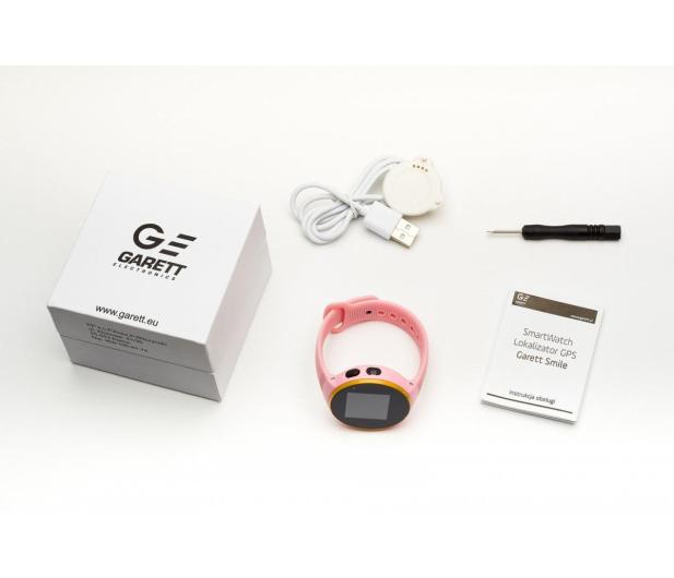 Garett Kids Smile różowy - 442863 - zdjęcie 5