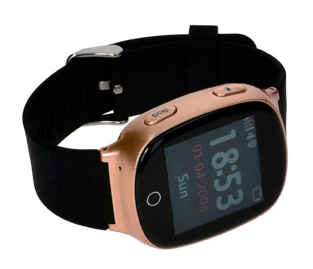 Garett GPS 3 złoty - 442853 - zdjęcie 2