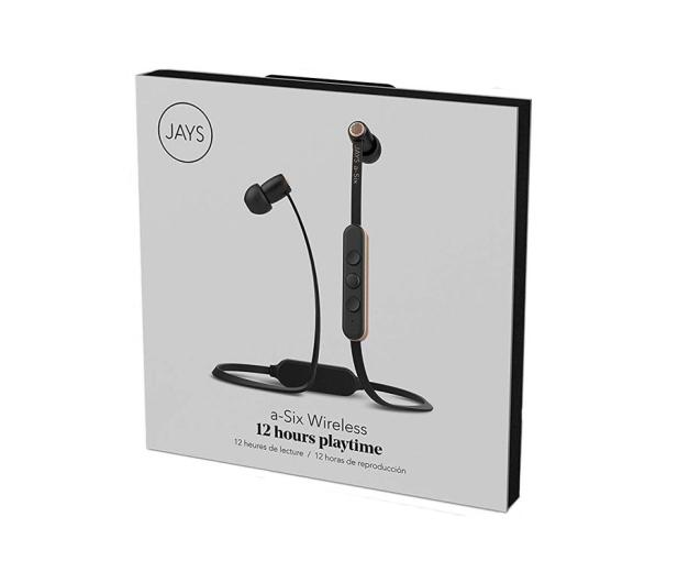 Jays a-Six Wireless czarno-złoty - 442342 - zdjęcie 5