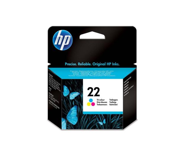 HP 22 C9352AE color 5ml - 9784 - zdjęcie