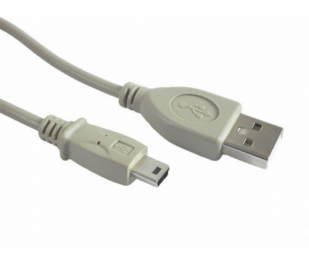 Gembird Kabel mini USB - USB (Canon) 1,8m - 64436 - zdjęcie