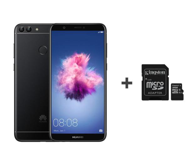 Huawei P Smart Dual SIM czarny + 32GB - 443434 - zdjęcie