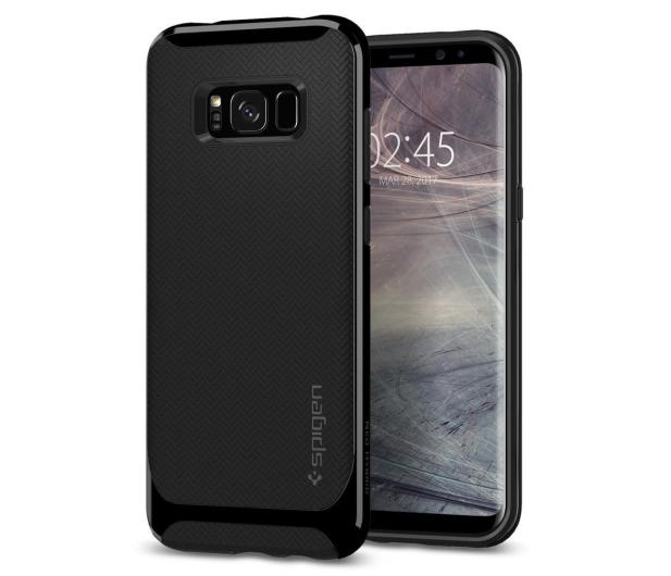 Spigen Neo Hybrid do Galaxy S8 Shiny Black - 443292 - zdjęcie