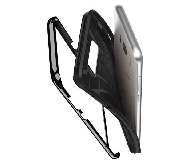 Spigen Neo Hybrid do Galaxy S8 Shiny Black - 443292 - zdjęcie 4