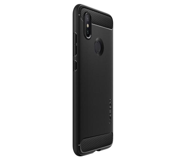 Spigen Rugged Armor do Xiaomi Mi A2 Black - 443289 - zdjęcie 3