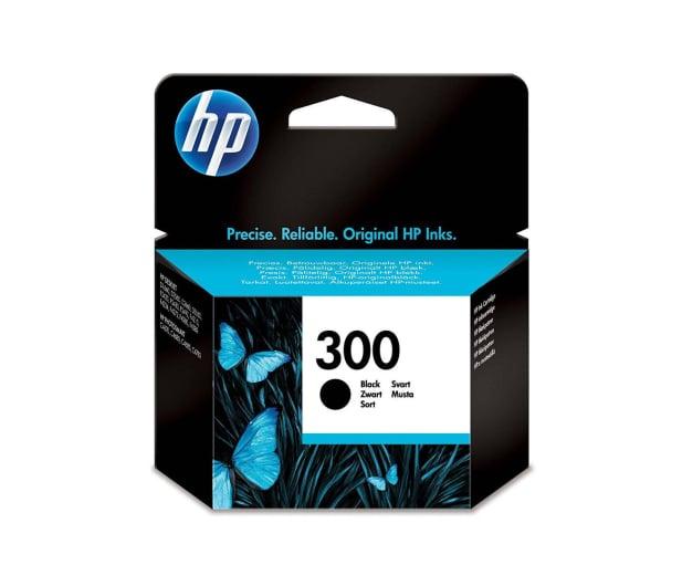HP 300  black 4ml - 37627 - zdjęcie