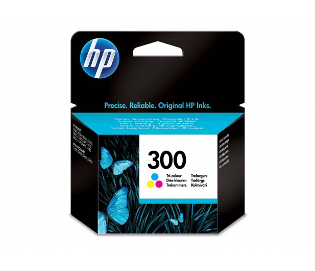 HP 300 color 165str. - 37628 - zdjęcie