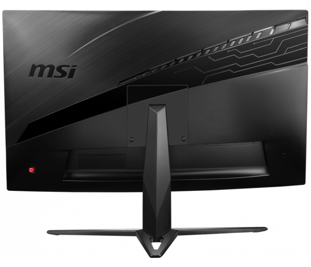 MSI Optix MAG271C Curved czarny - 443389 - zdjęcie 4