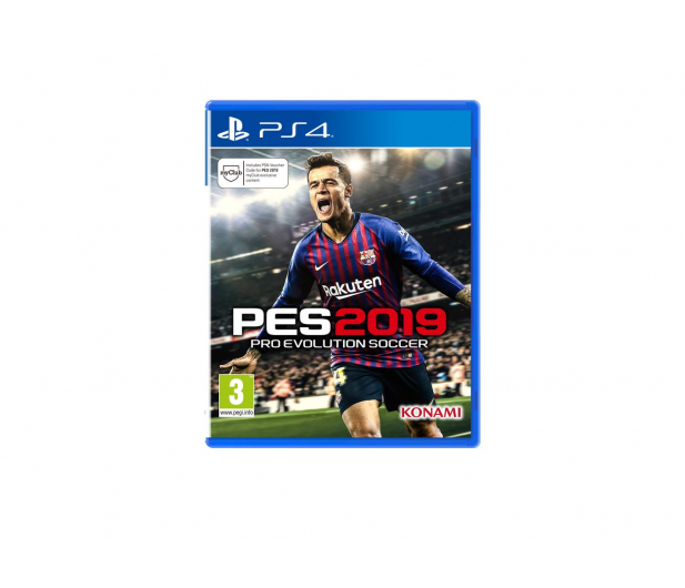 Konami PES 2019 Standard Edition  - 438926 - zdjęcie