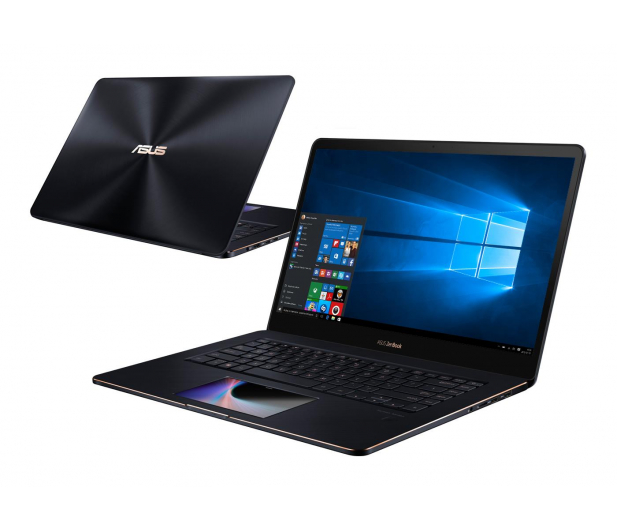 ASUS ZenBook Pro UX580GE i7-8750/16GB/512PCIe/Win10P - 443658 - zdjęcie